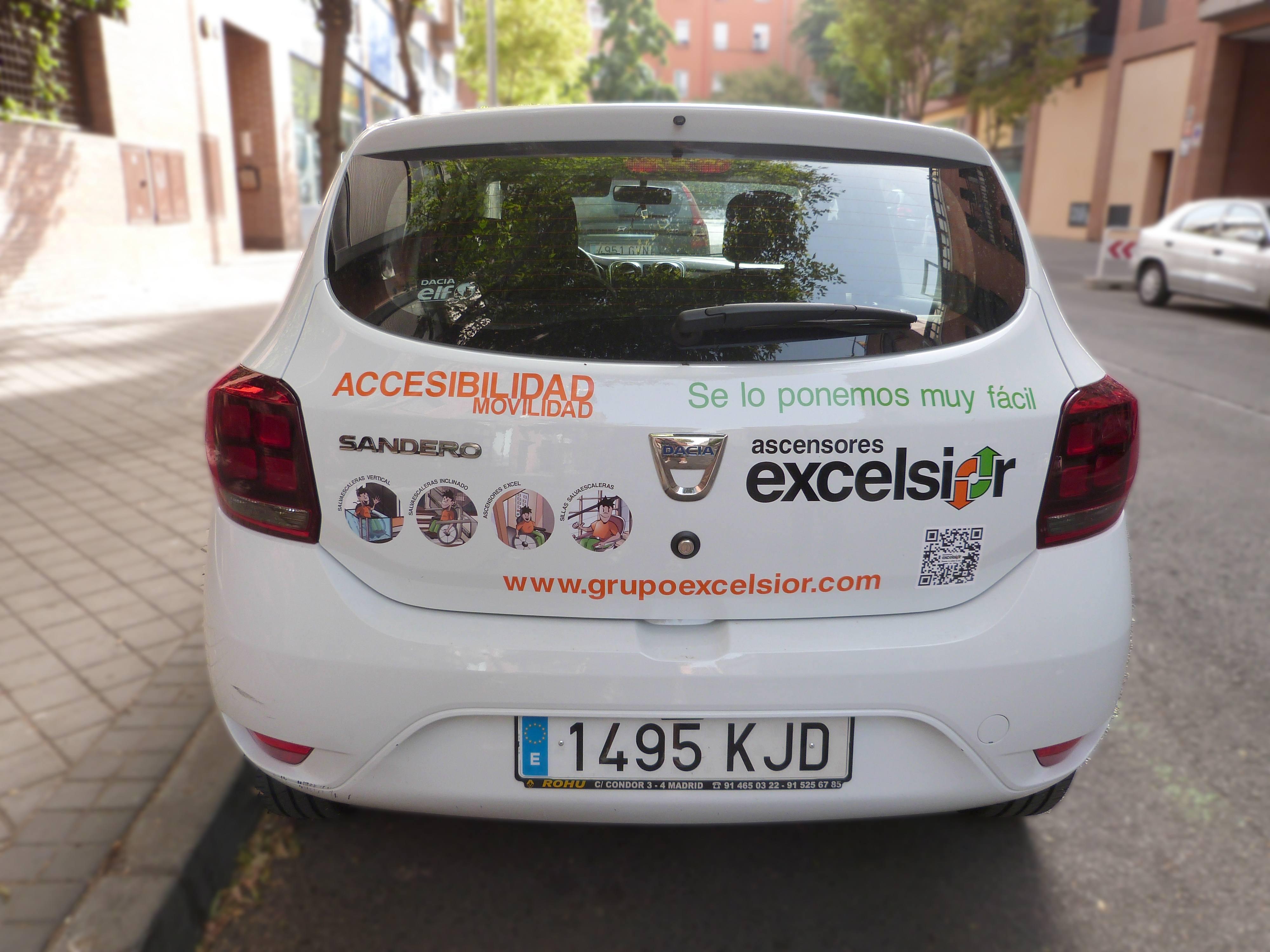 Nueva Flota de vehículos de Accesibilidad
