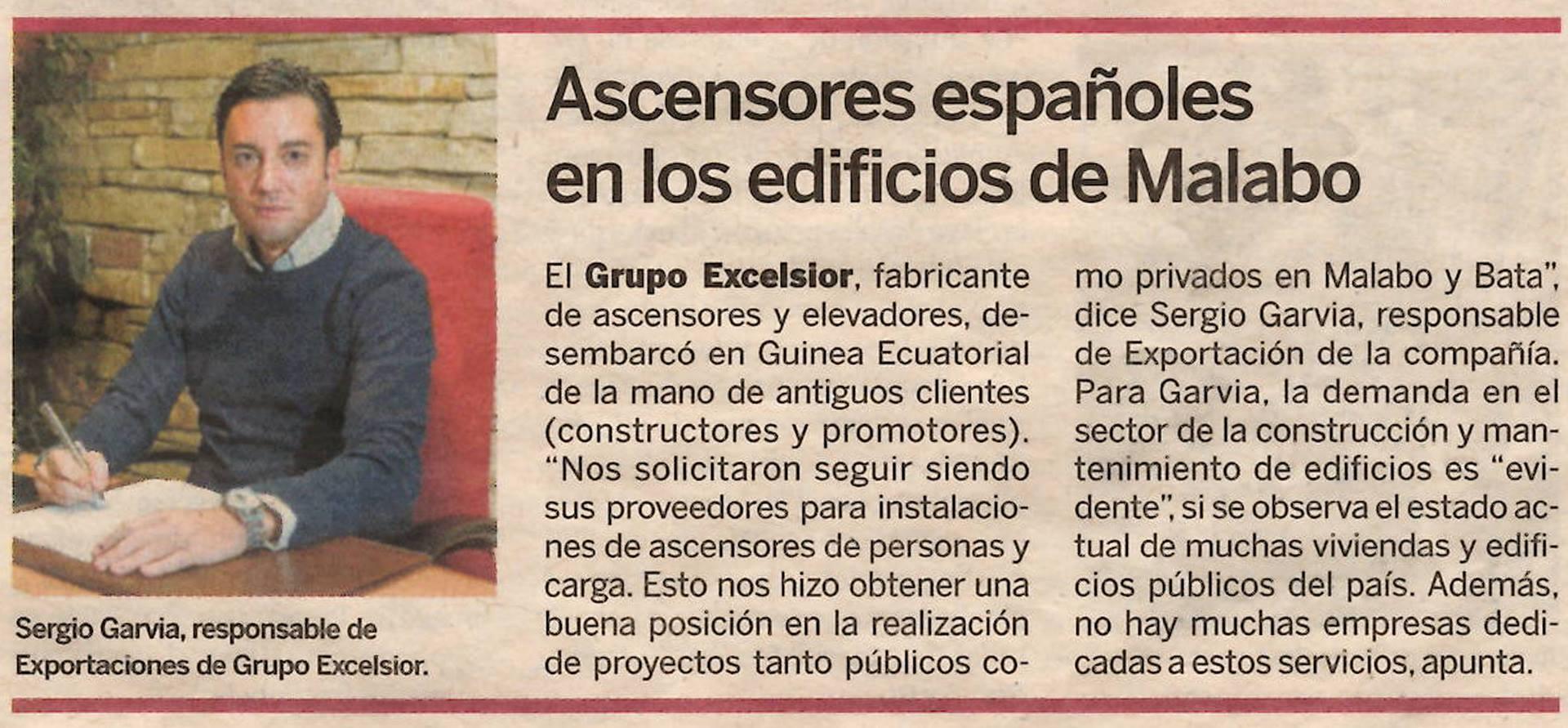 Publicación periódico Expansión