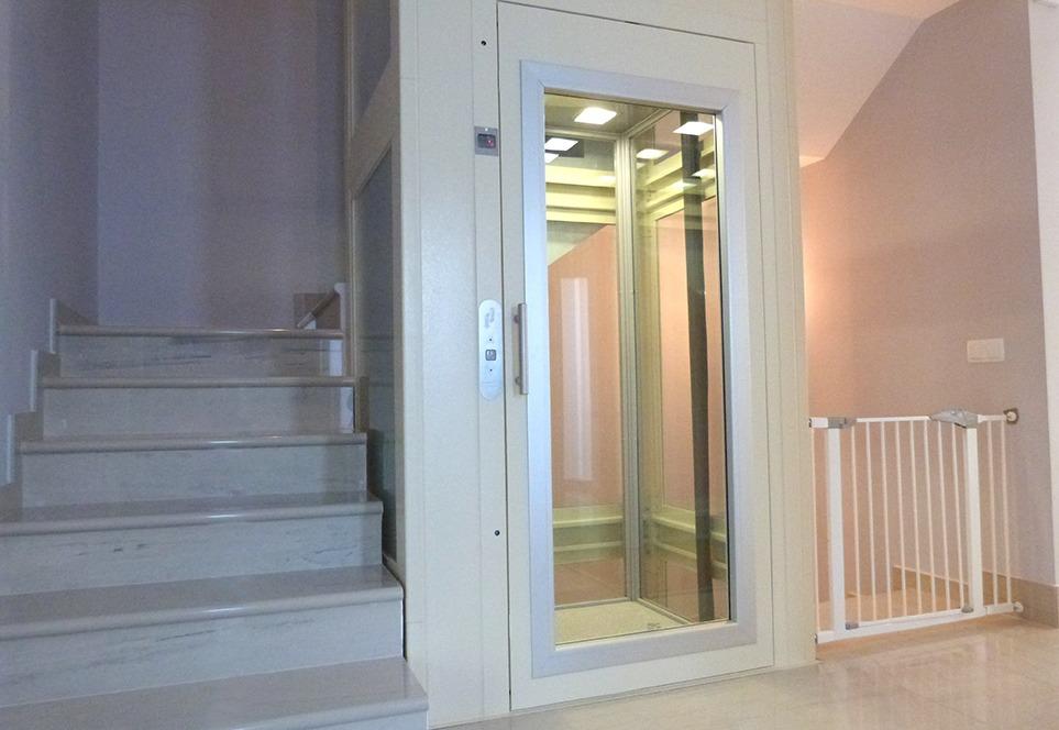 ¿Cómo instalar un elevador o plataforma elevadora?