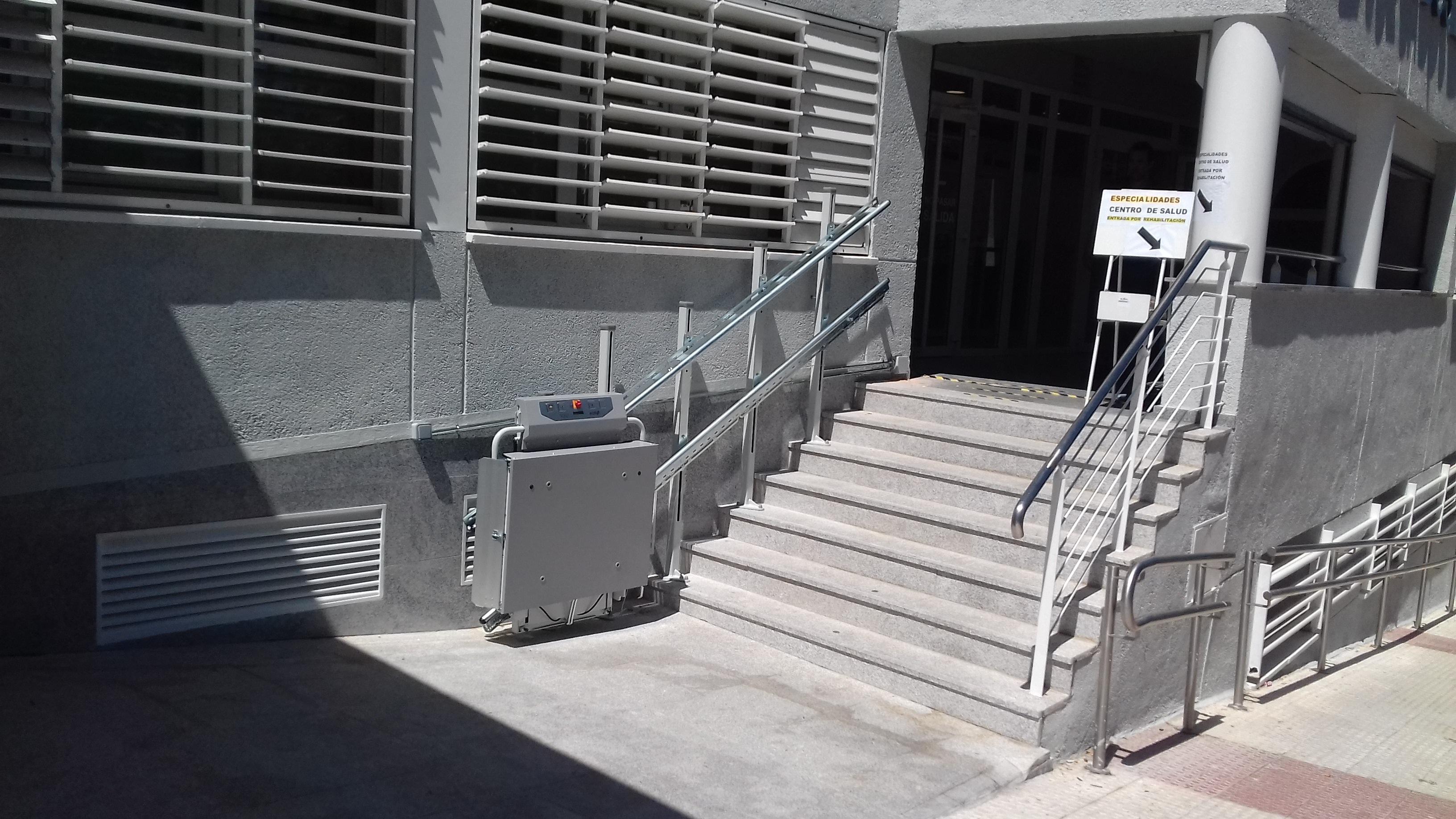 Accesibilidad en Alcobendas