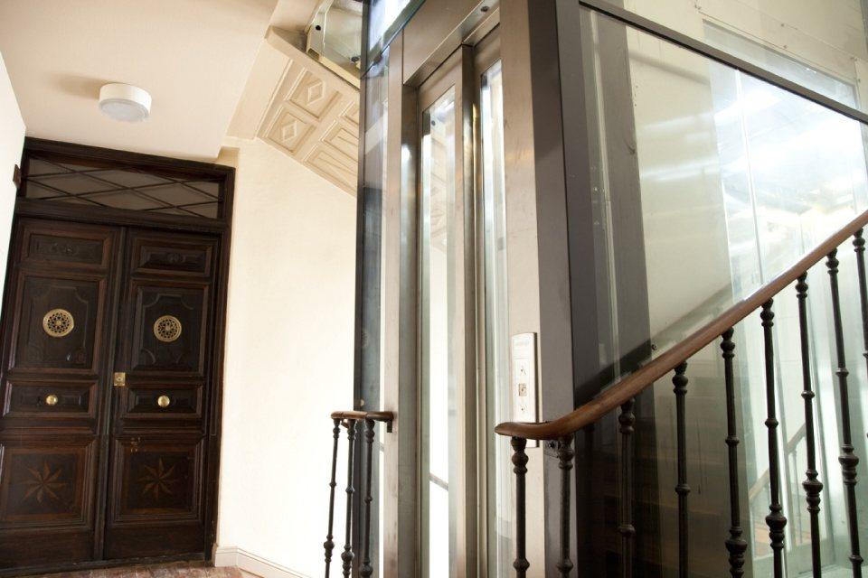 el ascensor como inversión en vivienda